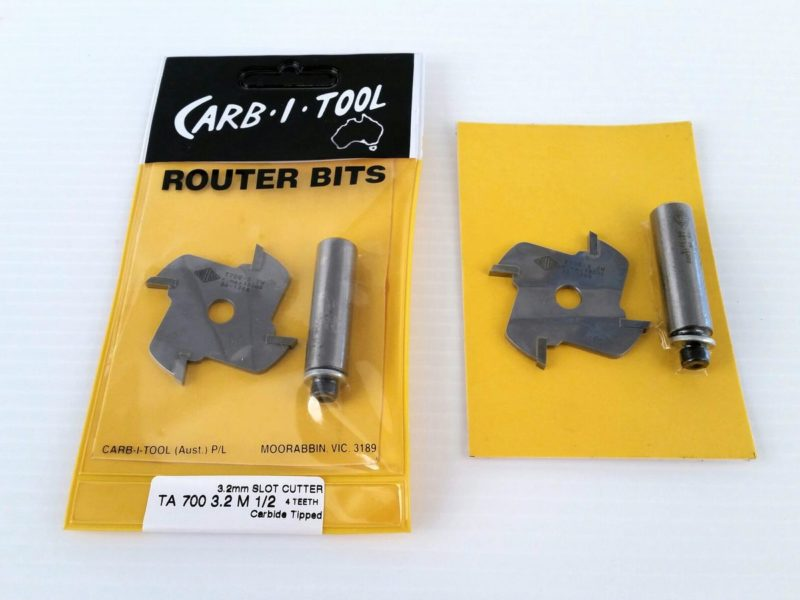 Slot cutter TA700 3.2 M 1/2