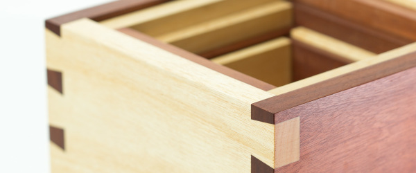 how to make dovetail joints with a jig