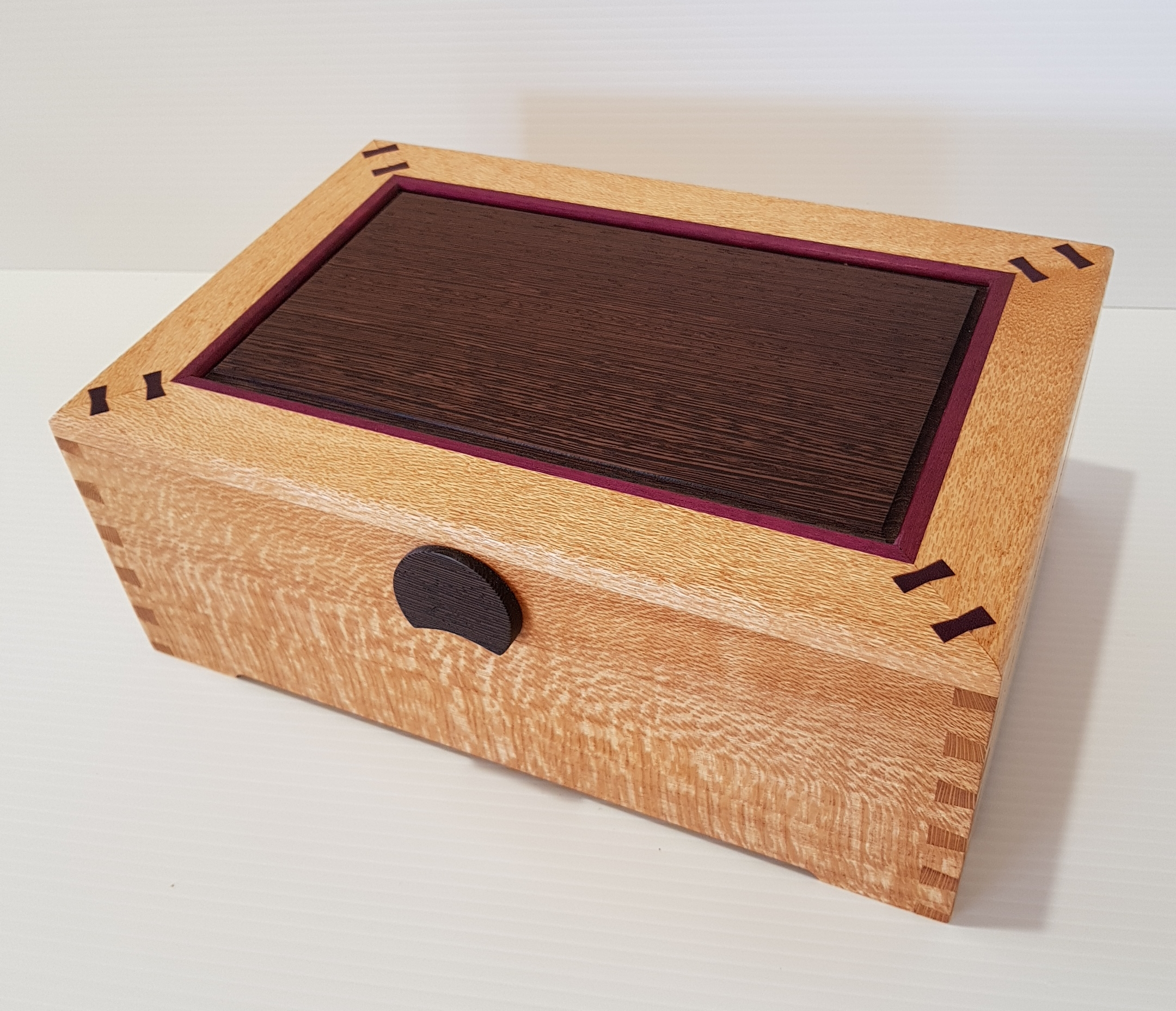 Special Jewellery Box No 1 Gifkins Dovetail